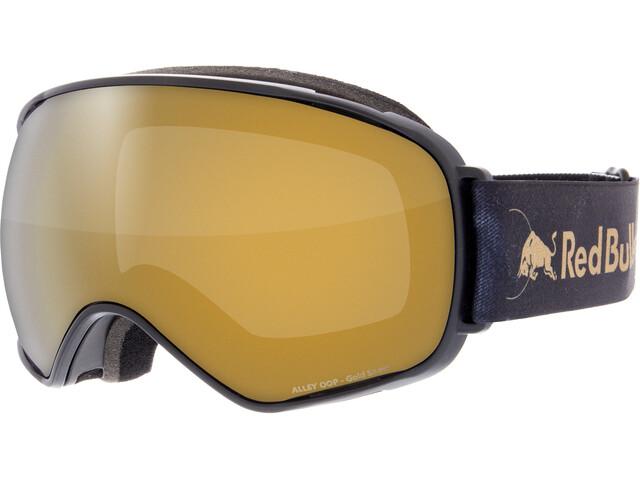 Red Bull SPECT Alley Oop Gafas, negro/Dorado